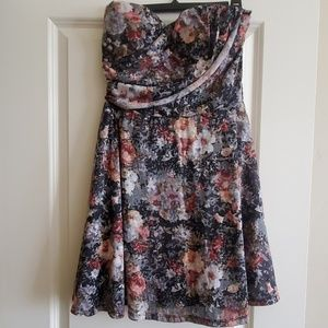 American Rag strapless dress